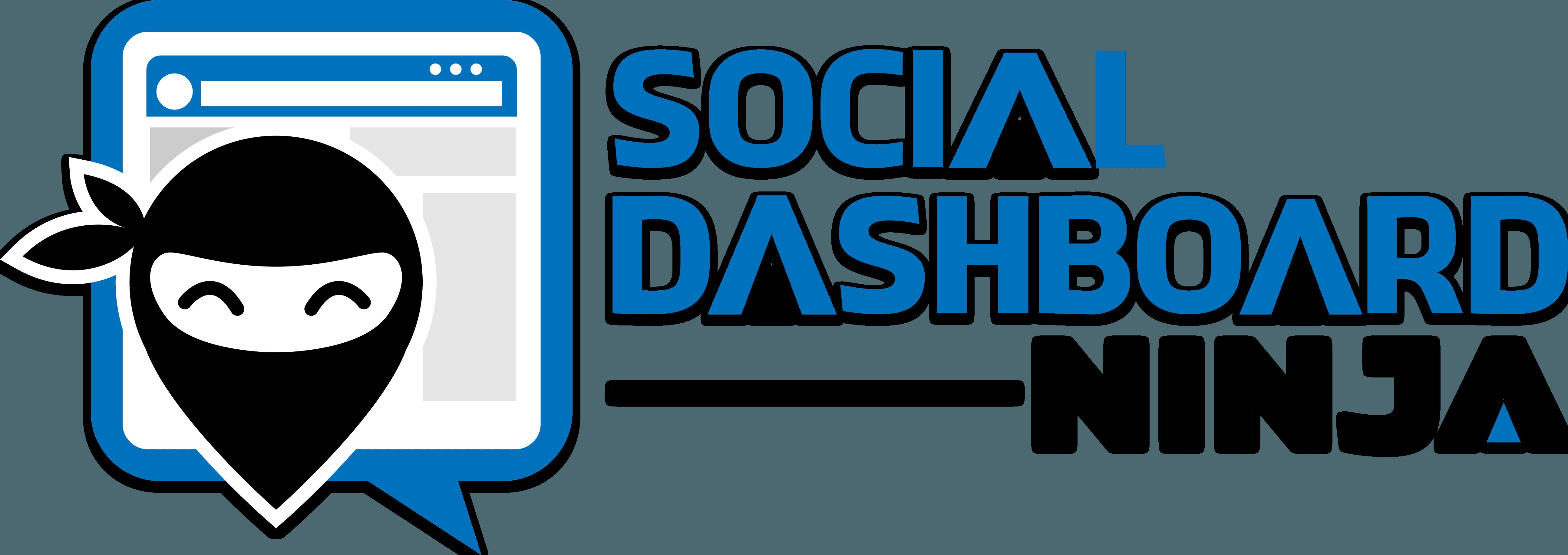 Social Dashboard Ninja